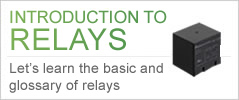 Introduction to Relays - What are Relays?