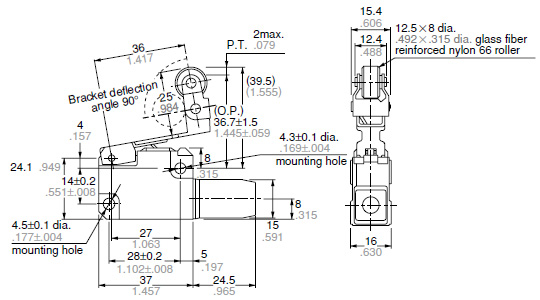 sl  az3  micro limit switches  discontinued products