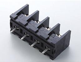Terminal block (Resin part)
