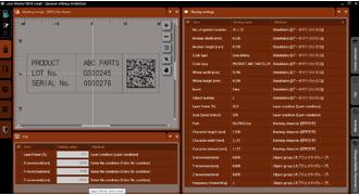 [For operator] Configuration screen