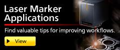 Laser Marker Applications