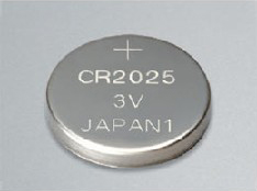 Button cell (Stainless steel)