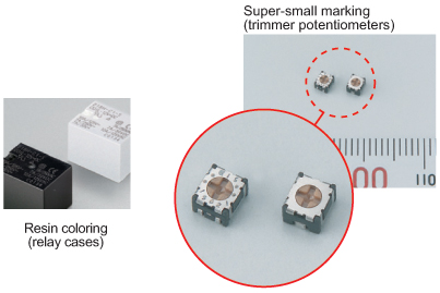 Marking capability that expands applications LP-V series