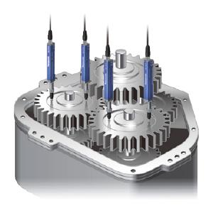 Transmission parts height measurement