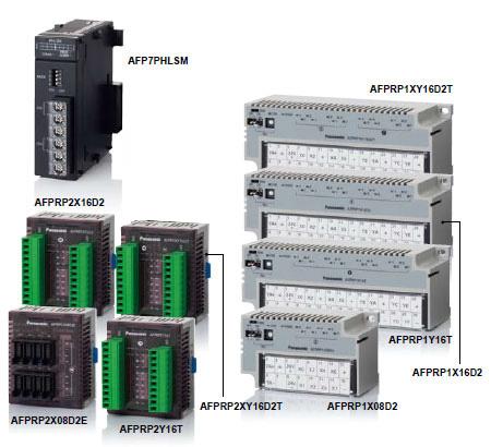 PHLS (remote I/O) unit