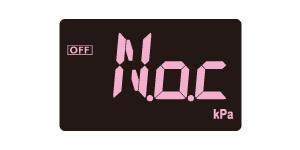 NO / NC setting mode