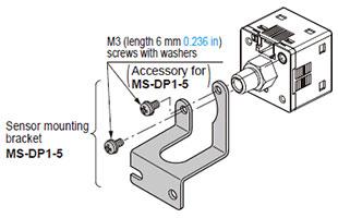 New MS-DP1-2 Panasonic Photoelectric switch sensor
