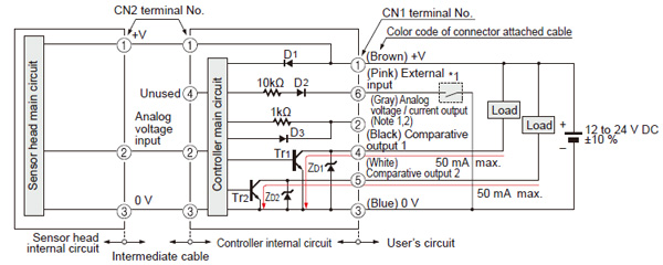 dpc-l101 i/o circuit diagram