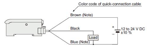show original title 2x FT-Z8E Details about  /Panasonic FX-301 NPN Fiber Instrumentation Amplifier Red LED 650nm
