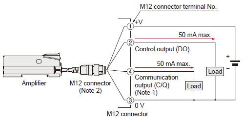 when using as an ordinary sensor