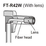 FT-R42W (With lens)