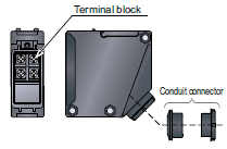 Kullanışlı terminal bloğu tipi
