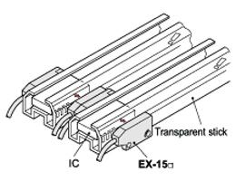 Detecting ICs