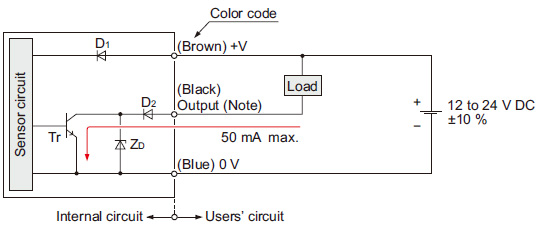 pnp output circuit diagrams pnp get free image about wiring diagram