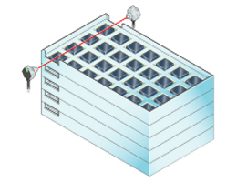 Detecting IC height