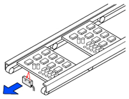 Positioning of a PCB