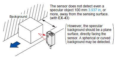Stable convergent distance sensing
