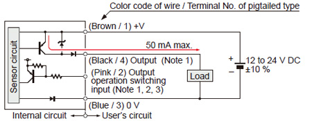 Wire Pnp Sensor Wiring Diagram on code 3 as 2wire diagram, 4 wire sensor diagram, npn diagram,
