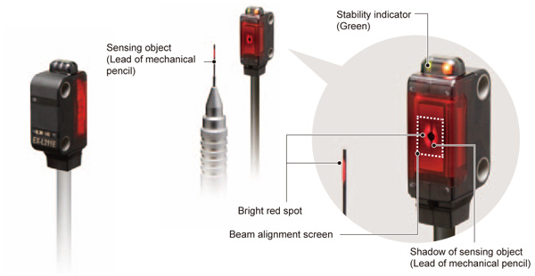 Easy beam-axis alignment [EX-L211/EX-L212]