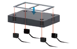 Wafer inclination detection