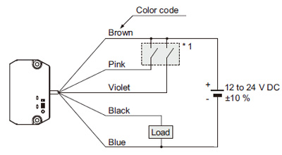 wafer mapping sensor m dw1 i o circuit and wiring diagrams. Black Bedroom Furniture Sets. Home Design Ideas