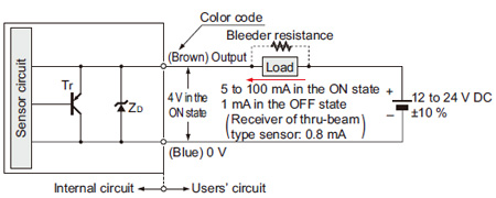 Robust Photoelectric Sensor RX I/O Circuit and Wiring diagrams ... on thermostat schematic symbols, cable schematic symbols, valve schematic symbols, hydraulic schematic symbols, programmable logic controller schematic symbols, connector schematic symbols, plc schematic symbols, electrical schematic symbols, switch schematic symbols, automation schematic symbols, power supply schematic symbols, relay schematic symbols, timer schematic symbols,