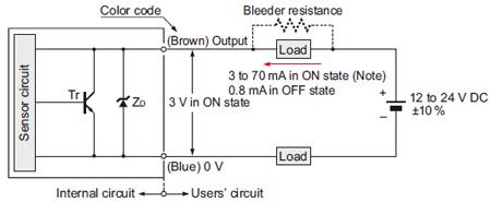 compact   low price inductive proximity sensor gl i  o