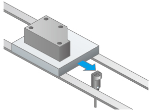 Positioning metal pallets