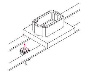 Detecting aluminum pallet