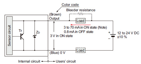 gxl-8 type i/o circuit diagram