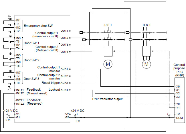 pic02 safety control unit sf c21 i o circuit and wiring diagrams circuit wiring diagrams at nearapp.co