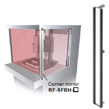 Safety Light Curtain Type 2 SF2B Ver2 Option