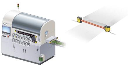 Long sensing range of up to 15 m 49.213 ft