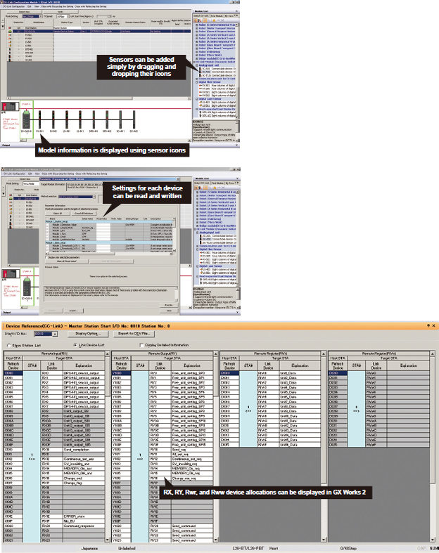 Communication Unit for CC-Link IE Field / CC-Link