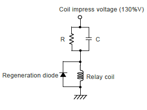 panasonic products for energy management relays automation transistor latching circuit diagram example of cr circuit method