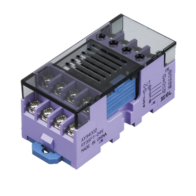 RT-3 UNIT RELAY 4-POINT TERMINAL (PhotoMOS Power type)