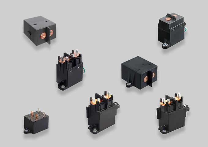 EV Relays (DC Contactors) | Automation Controls | Industrial