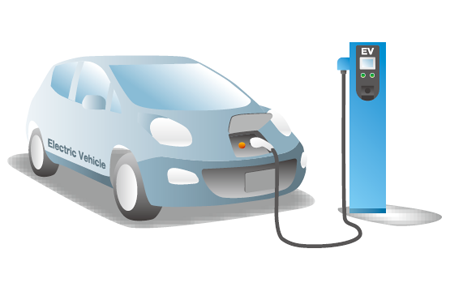 Charging station for Electric Vehicle (EV)