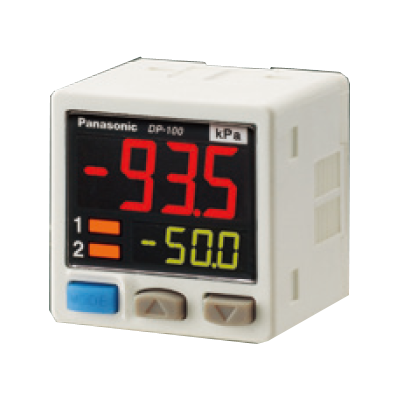 Dp 102 N P Dual Display Digital Pressure Sensor For Gas