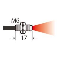 1PC NEW Panasonic Optical Fiber Sensor FT-R40