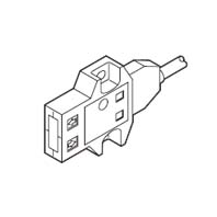 Convergent Reflective Micro Photoelectric Sensor PM2