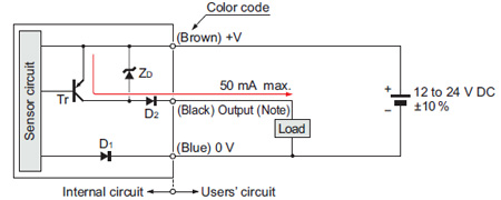 photoelectric sensor schematic symbols photoelectric wiring diagram and circuit schematic