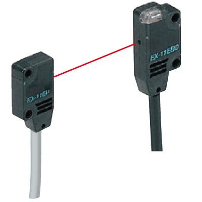 Ultra-slim Photoelectric Sensor EX-10