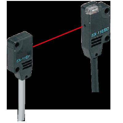Ex 13eb Pn Ultra Slim Photoelectric Sensor Ex 10