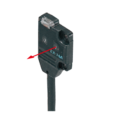 Ex 14a Pn Ultra Slim Photoelectric Sensor Ex 10