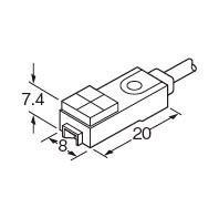 Gxl 8fu Micro Size Inductive Proximity Sensor Gxl