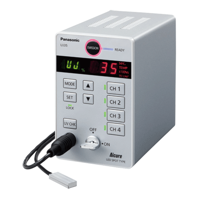 Anuj3500 Aicure Uj30 35 Led Spot Type Uv Curing Systems