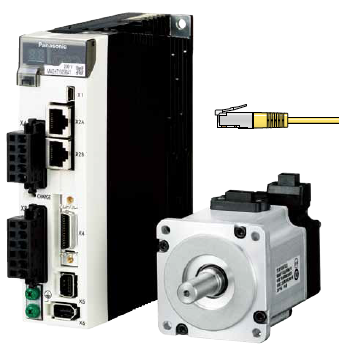 MINAS A5B Series | EtherCAT communication driver